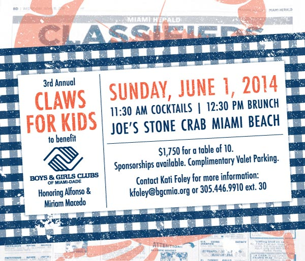 claws for kids boys and girls clubs of miami dade