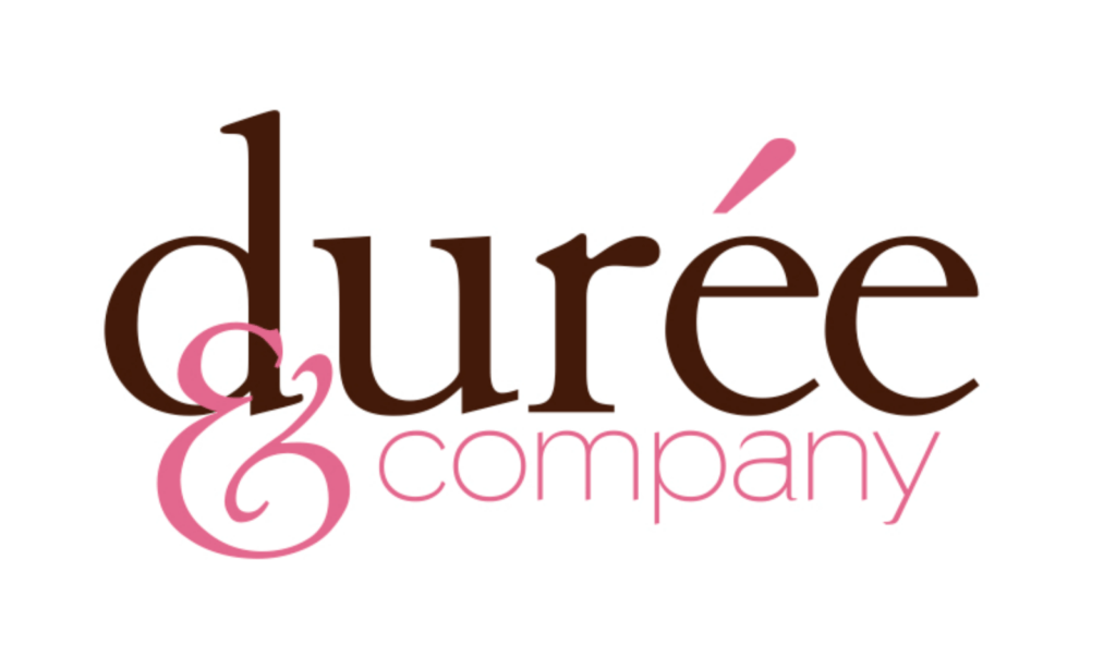 Durée and company logo