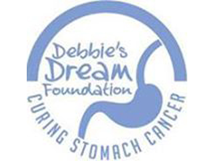 debbies dream foundation curing stomach cancer logo