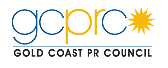 gold coast pr council logo bernays awards