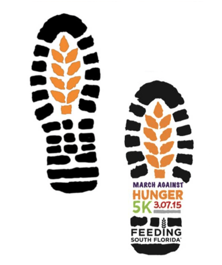 feeding south florida march against hunger 5k