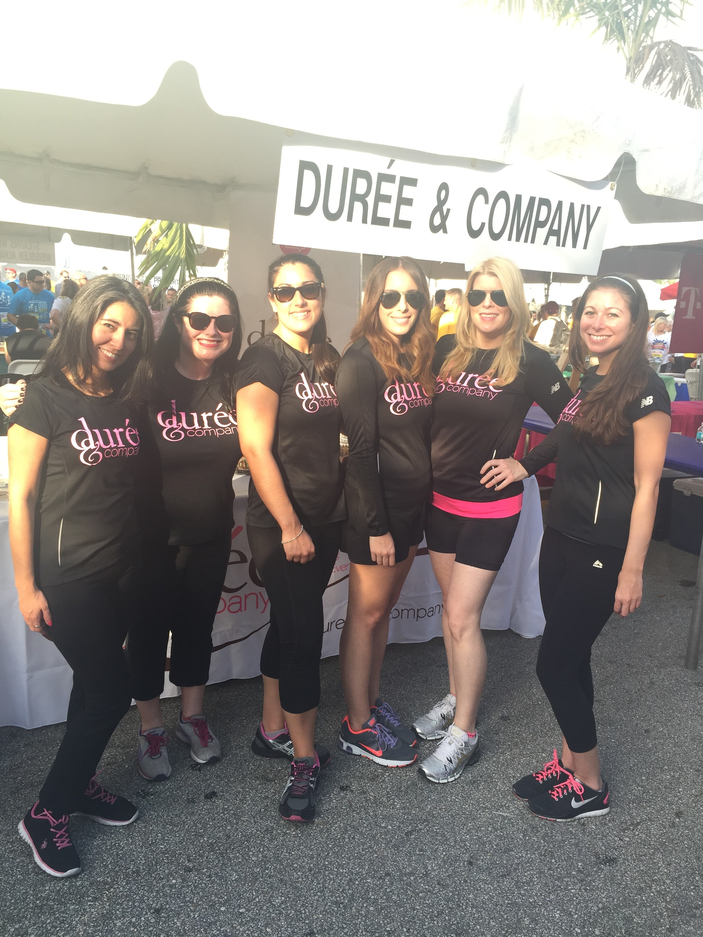 Durée and company corporate run reasons to run 5k