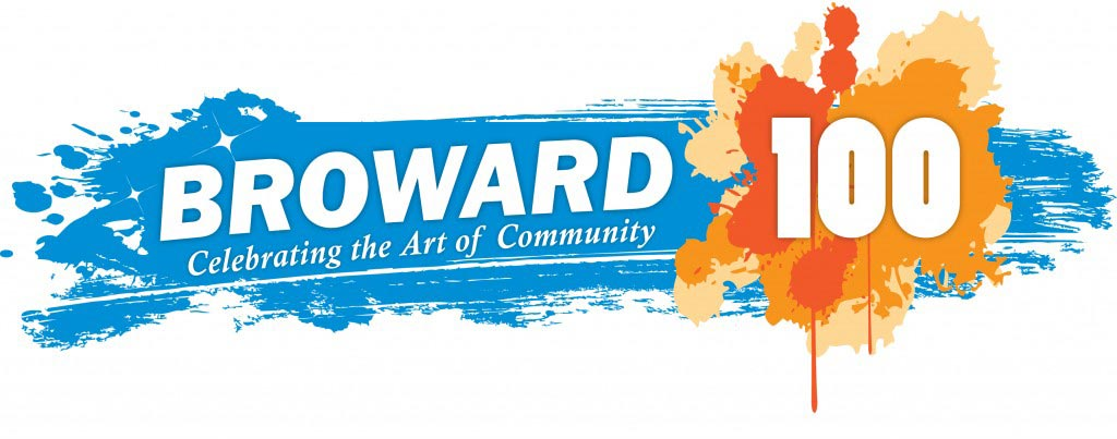 Broward-100-Logo