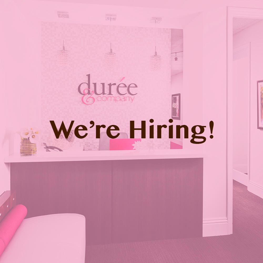 duree and company hiring