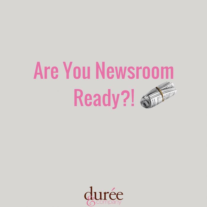 Newsroom Durée & Company