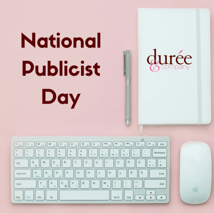 Keep Calm and Call a Publicist – Happy National Publicist Day!