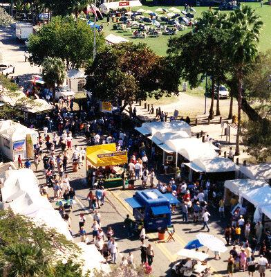 Coconut Grove Arts Festival 01