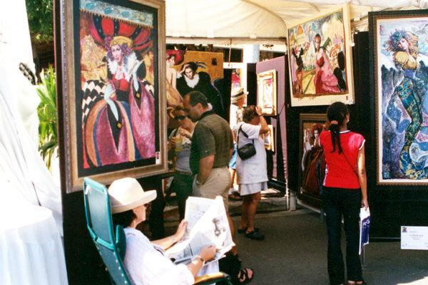 Coconut Grove Arts Festival 07