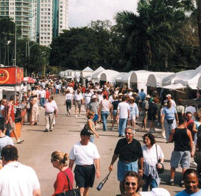 Coconut Grove Arts Festival 08