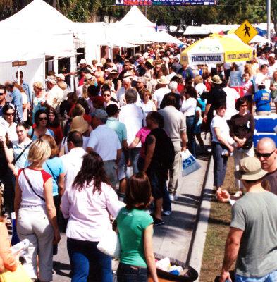 Coconut Grove Arts Festival 09