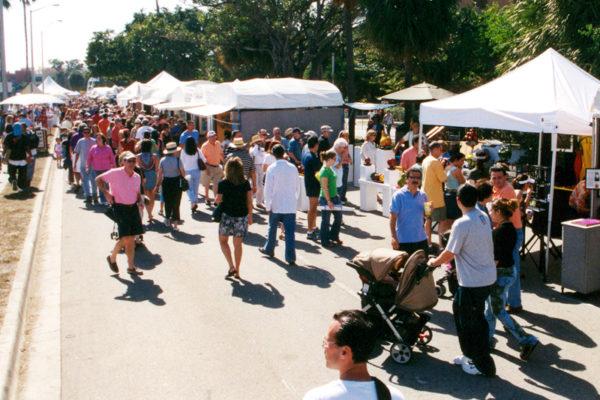 Coconut Grove Arts Festival 10
