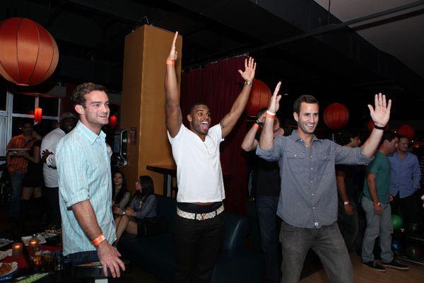 Jon Jay Celebrity Bowling Challenge 01