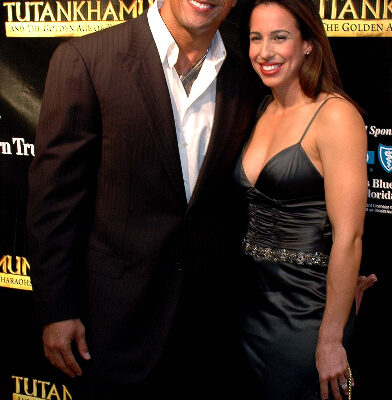Dwayne The Rock Johnson, wife Danni