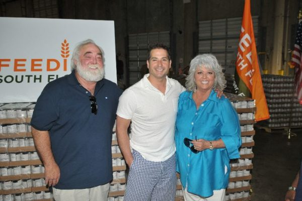 Paula Deen at Feeding South Florida 01