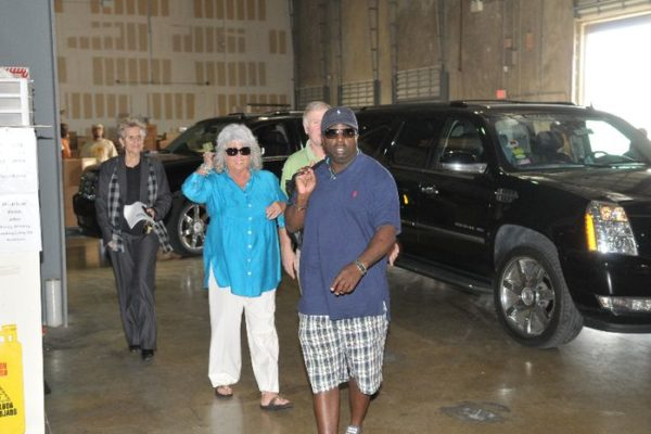 Paula Deen at Feeding South Florida 02