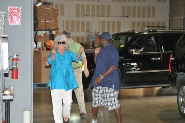 Paula Deen at Feeding South Florida 03