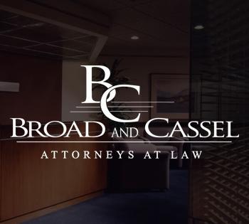 Broad & Cassel