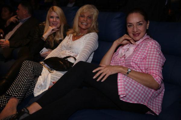 Duree Ross, Sharon Goldfarb, & Elena Bluntzer