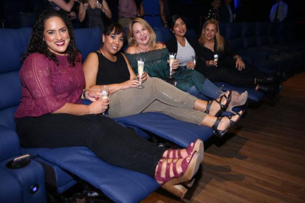 Katty Mitchell, Carolina Vidal, Lianne Salgado, Jennifer Rivera, & Nina Blustien