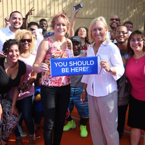 Boys & Girls Clubs of Miami – Dade Dream Court