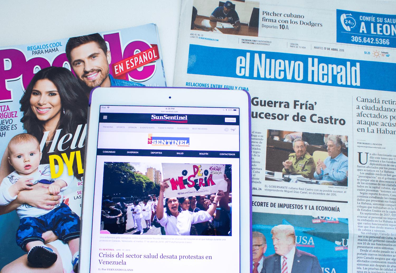 Hispanic Markets Media