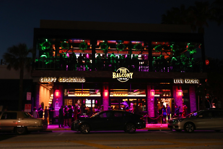 balcony las olas The Balcony Grand Opening Dure Company
