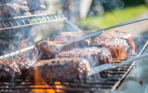 grilling summertime PR