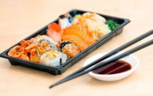 sushi pr