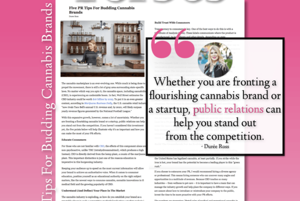 pr cannabis brands
